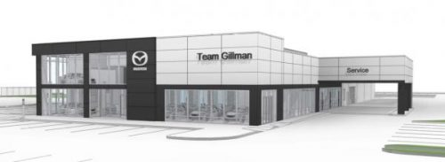 team gillman announces new team gillman mazda dealership - reuters