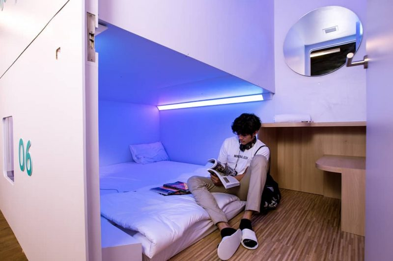 Bobobox - Indonesia capsule hotel