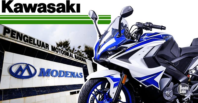 Kawasaki - Modenas