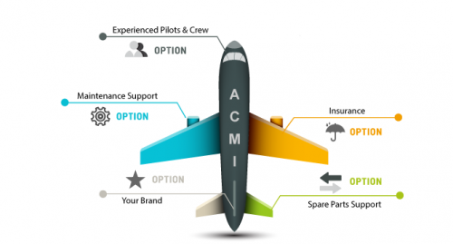 Aircraft ACMI Leasing Market 2019-2025 Overview by Types of Leases