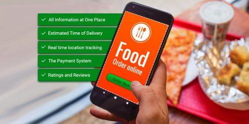 Food Delivery Mobile Application Market Size, Share, 2019 Emerging