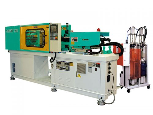 Global Liquid Silicone Rubber Injection Molding Machine