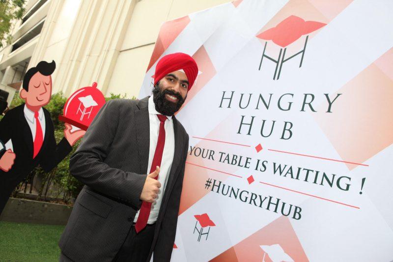 Hungry Hub