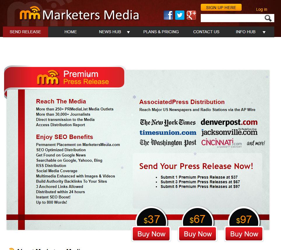 MarketersMEDIA in 2012